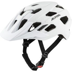 Alpina Anzana Casque, white matt